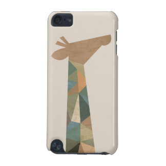 Abstract Giraffe iPod Touch 5G Cover