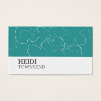 Abstract Glamour No. 5 Business Card