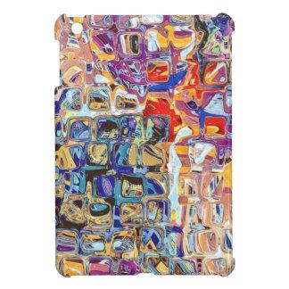 Abstract Glass Blocks iPad Mini Cases