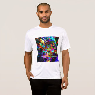 Abstract Goddess T-Shirt