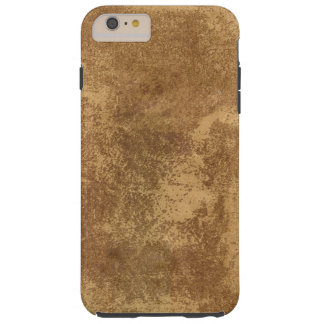 Abstract gold paper tough iPhone 6 plus case