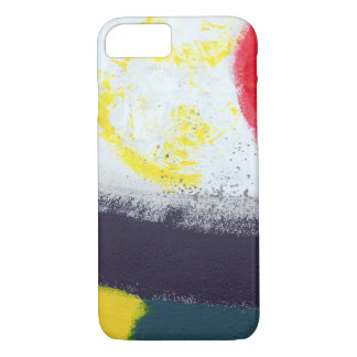 Abstract Graffiti Art from the East Side Gallery iPhone 7 Case