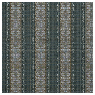 abstract graggiti stripes retro pattern fabric