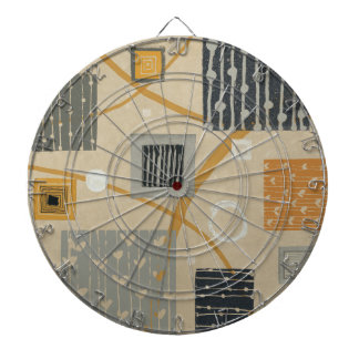 Abstract Graphic Tiles Dart Boards