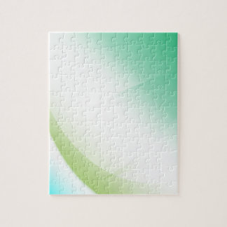 Abstract Green Background Puzzles