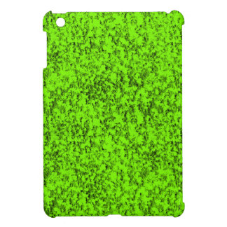 abstract green case for the iPad mini