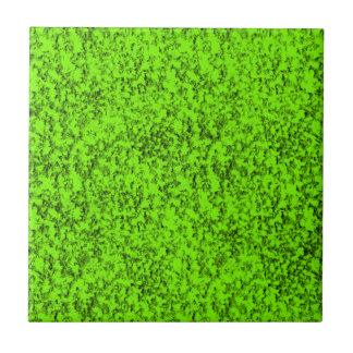 abstract green tile