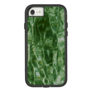 Abstract Green Water Ripples Case-Mate Tough Extreme iPhone 7 Case