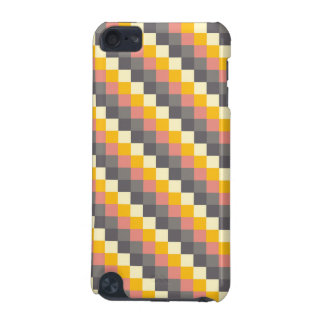 Abstract Grid Color Pattern iPod Touch (5th Generation) Case