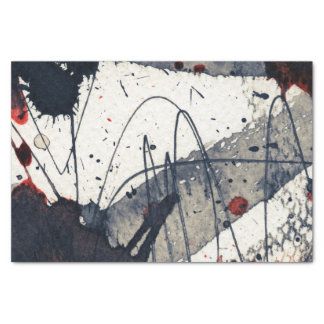 Abstract grunge background, ink texture. tissue paper