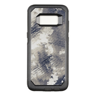 Abstract grunge background. Watercolor, ink OtterBox Commuter Samsung Galaxy S8 Case