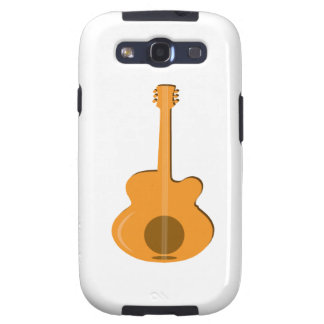 Abstract Guitar Galaxy S3 Cover