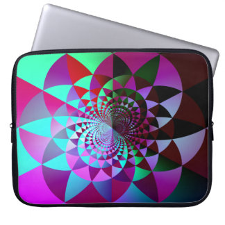 Abstract Harlequin Laptop Sleeve