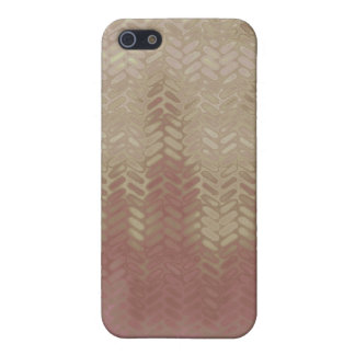 Abstract Herringbone iPhone 5/5S Cover