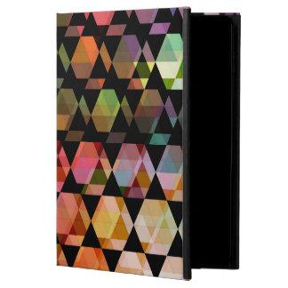 Abstract Hexagon Graphic Design Powis iPad Air 2 Case