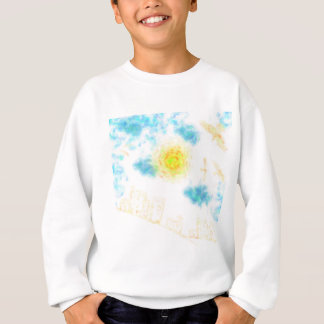 Abstract Hilltop Residences Sweatshirt