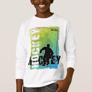 Abstract Hockey (boy) T-shirts