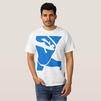 ABSTRACT HORSE RUN T-Shirt