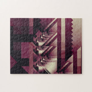 Abstract I 11x14 Jigsaw Puzzle