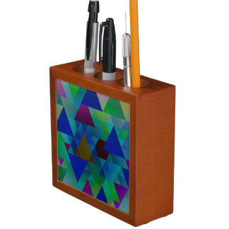 Abstract I Desk Organizer