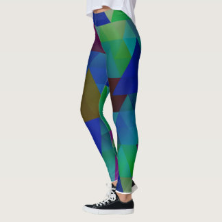 Abstract I Leggings