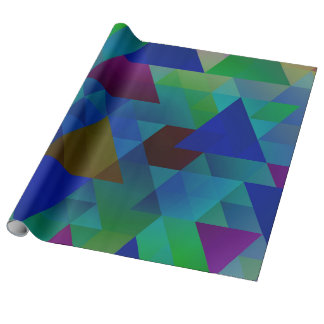 Abstract I Wrapping Paper