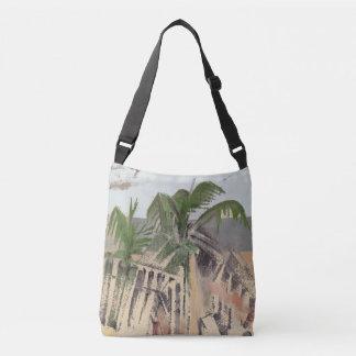 Abstract Ideas Beach Crossbody Bag