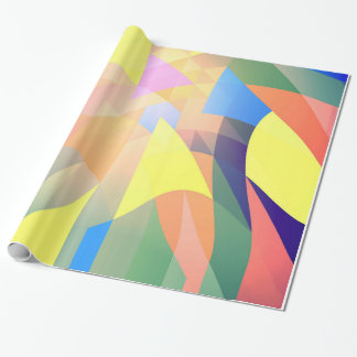 Abstract II Wrapping Paper