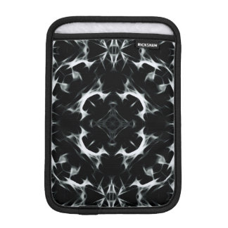 Abstract illusion -BW- iPad Mini  Vertical iPad Mini Sleeve