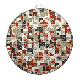abstract image dartboard