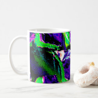 Abstract Image on Mug