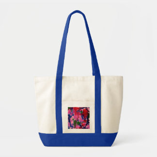 Abstract Impulse Tote Bag