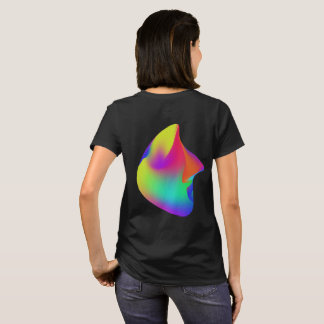 Abstract in Serenity T-Shirt