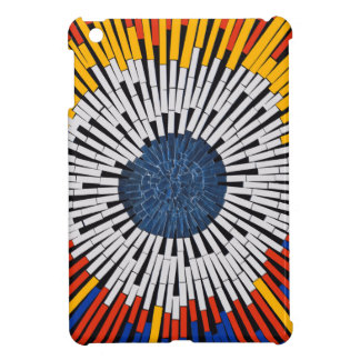 Abstract in Tape—Starburst iPad Mini Cover