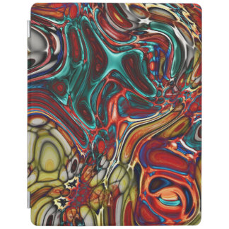 abstract ipad smart cover iPad cover