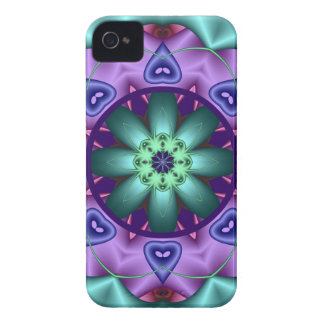abstract iPhone 4 case-mate case fantasy flower