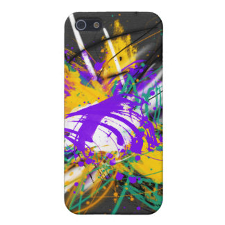 Abstract iPhone 5/5S Case