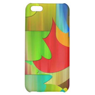 Abstract Cover For iPhone 5C