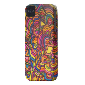 ABSTRACT iPHONE case! Case-Mate iPhone 4 Case