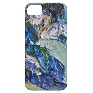 Abstract iPhone SE + iPhone 5/5S, Barely There Case For The iPhone 5