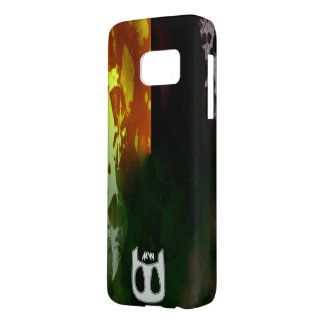 Abstract Irie Samsung Galaxy S7 Case