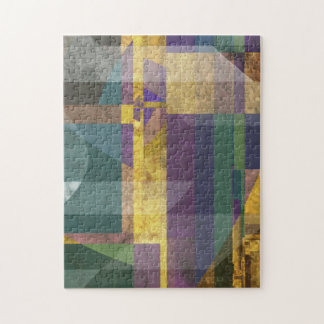 Abstract IV 11x14 Jigsaw Puzzle