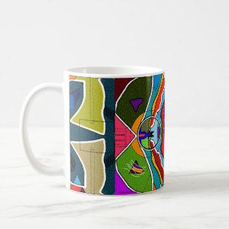 Abstract Jazzy Fun Mug