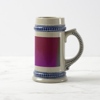 Abstract Jungle Orchid Coffee Mugs