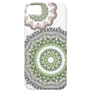 Abstract Kaleidoscope Art Illustration Vertebrae Case For The iPhone 5