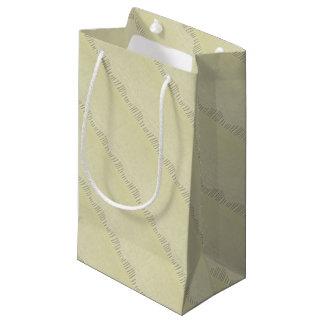 Abstract Keyboard Small Gift Bag