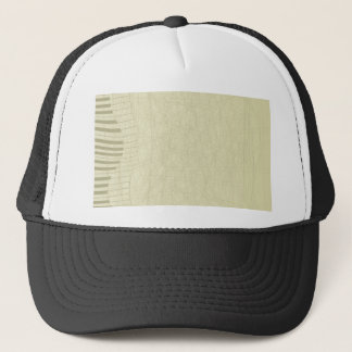 Abstract Keyboard Trucker Hat