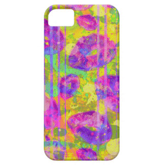 Abstract Kisses Case For The iPhone 5