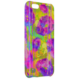 Abstract Kisses iPhone 5C Cover