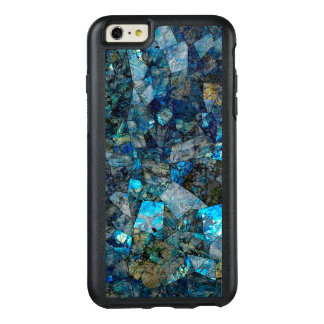 Abstract Labradorite Mosaic Otterbox iPhone Case